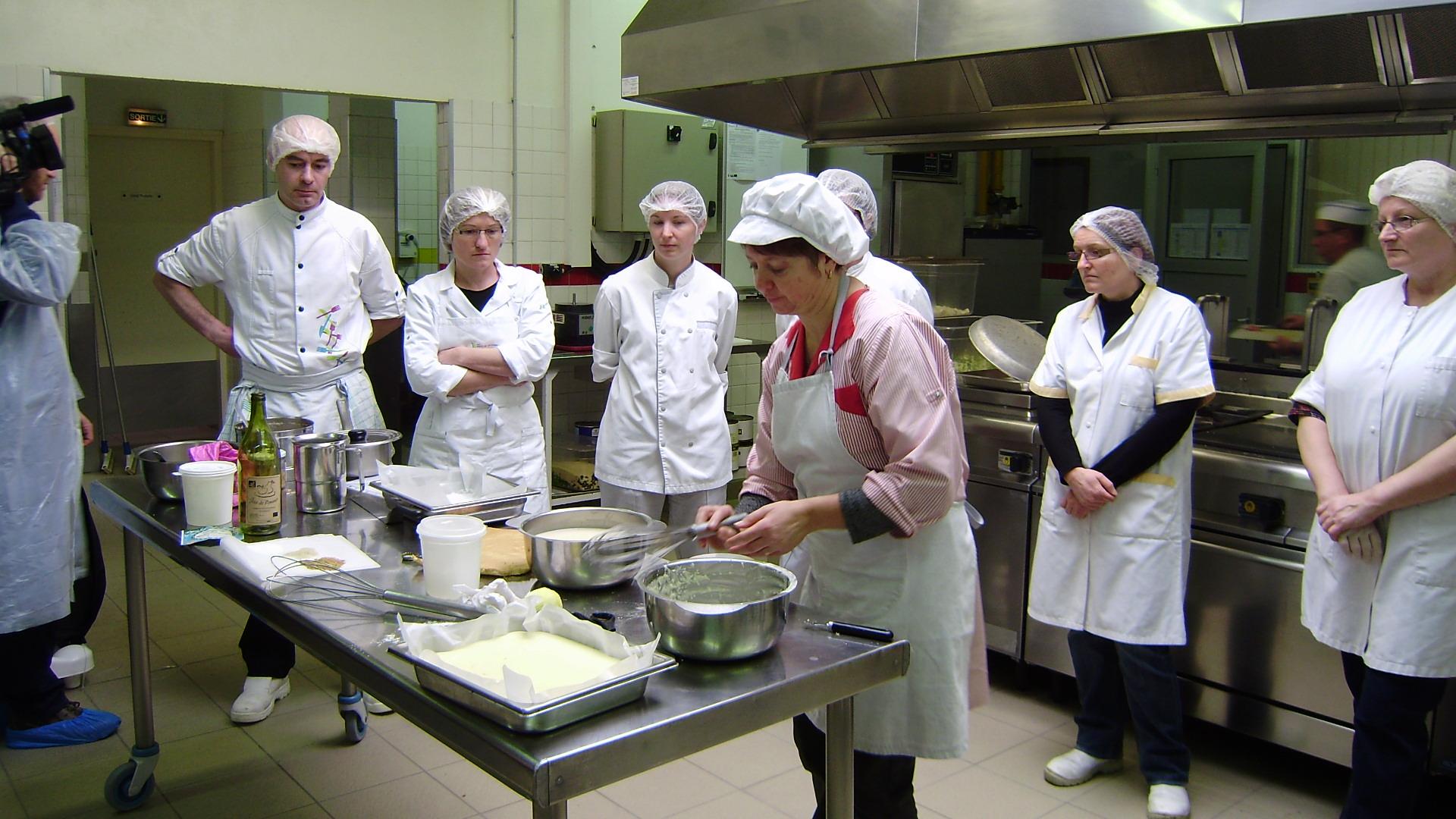 Restauration collective for Emploi cuisine centrale restauration